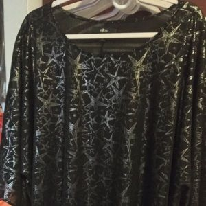 NWOT Dressy Tunic 2x  4x by Ellos